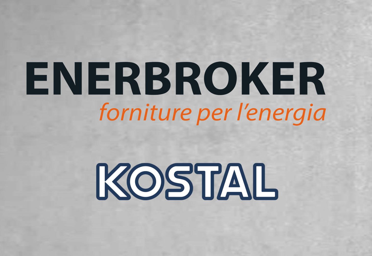EnerBroker Srl nuovo distributore di Kostal Solar Electric Srl per l'Italia