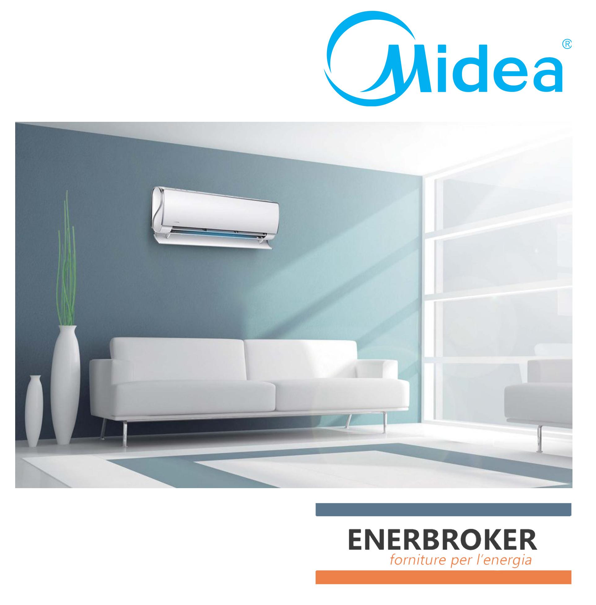 EnerBroker-Midea: nuova partnership commerciale